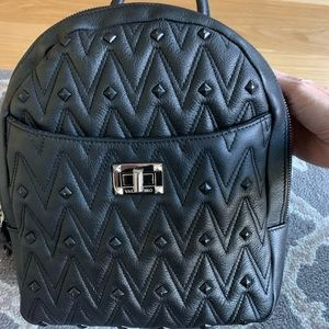 Valentino Black Backpack